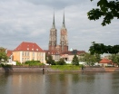 cathedral of Wroclaw