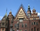 town hall of Wroclaw